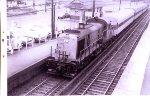 LI 1555 on Oyster Bay train
